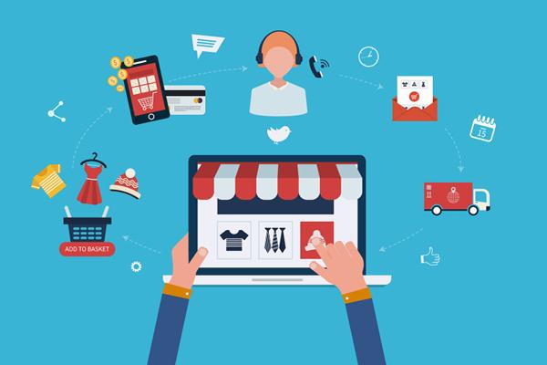 Pembuatan website toko online dan website perusahaan
